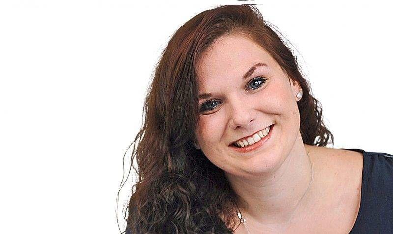 Lena Flecke, Assistentin der Geschäftsleitung