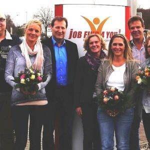 1.200 Euro für den guten Zweck: Job find 4 you unterstützt regionale Vereine und Einrichtungen