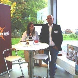 62 Unternehmen präsentieren sich auf dem Steinfurter Campus