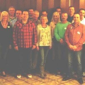 5-jährige Betriebszugehörigkeit für 69 Mitarbeitende – Job find 4 you sagt Danke