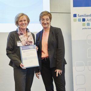 Job find 4 you erhält zum dritten Mal Auszeichnung als familienfreundlicher Arbeitgeber