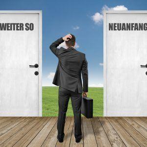 Die Vorteile einer beruflichen Neuorientierung