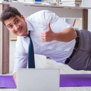 5 Tipps wie Sie Ihren Büroalltag mit kleinen Veränderungen gesundheitlicher gestalten können