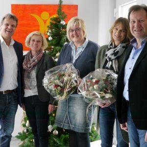 1500 Euro – Job find 4 you – vorweihnachtliche Spenden