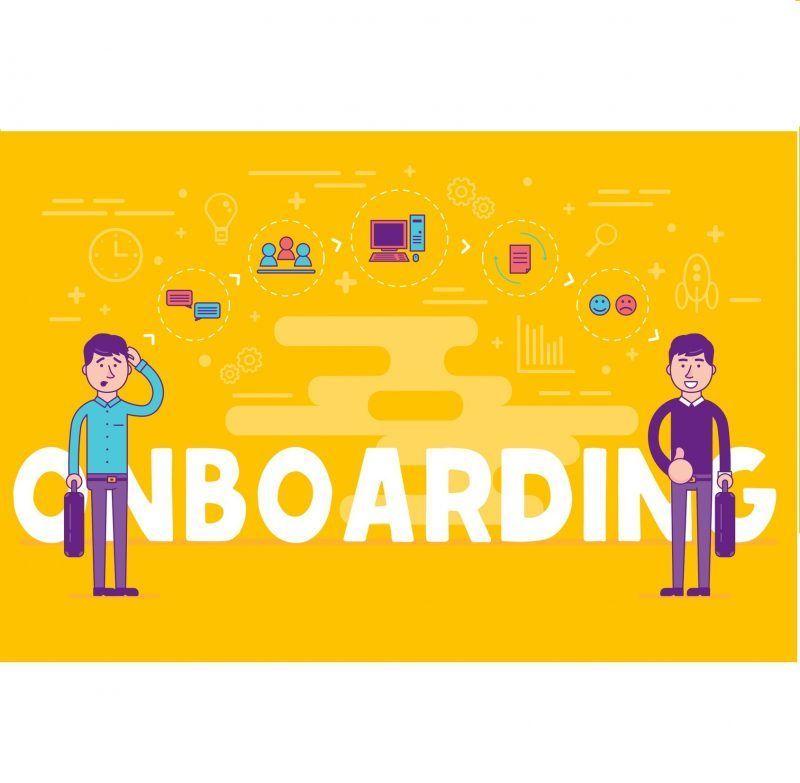 Onboarding neuer Mitarbeiter