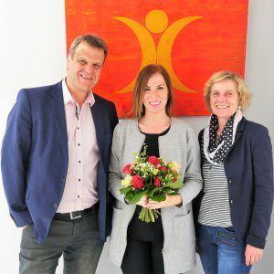 Erfolgsstory: 5 Jahre Mareen Hilbring und Job find 4 you