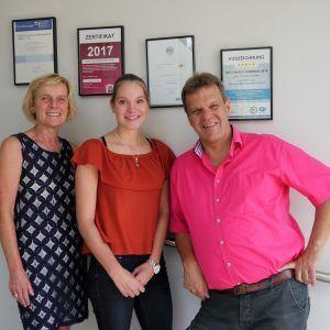 Eine Investition in die Zukunft -Wir begrüßen unsere neue Auszubildende Nadine Bröcker