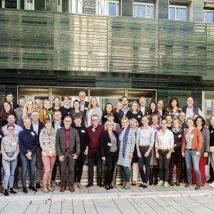 Hans-Joachim Wendland und Lena Flecke unterwegs für mehr Nachhaltigkeit