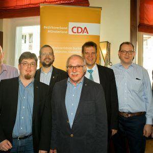Thomas Buß bleibt CDA-Bezirksvorsitzender – Karl-Josef Laumann gratuliert