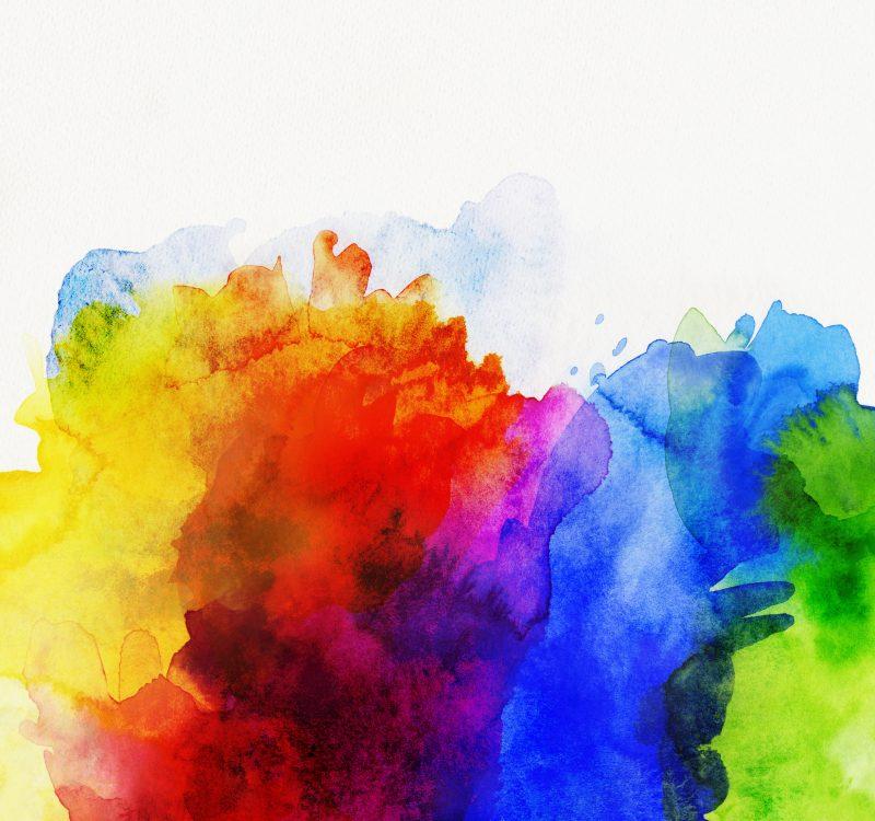 Bist du rot, gelb, grün oder blau?