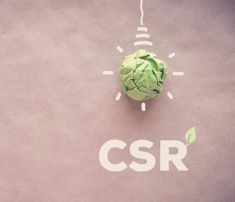 """""""Corporate Social Responsibility"""" oder: die unternehmerische Gesellschaftsverantwortung"""