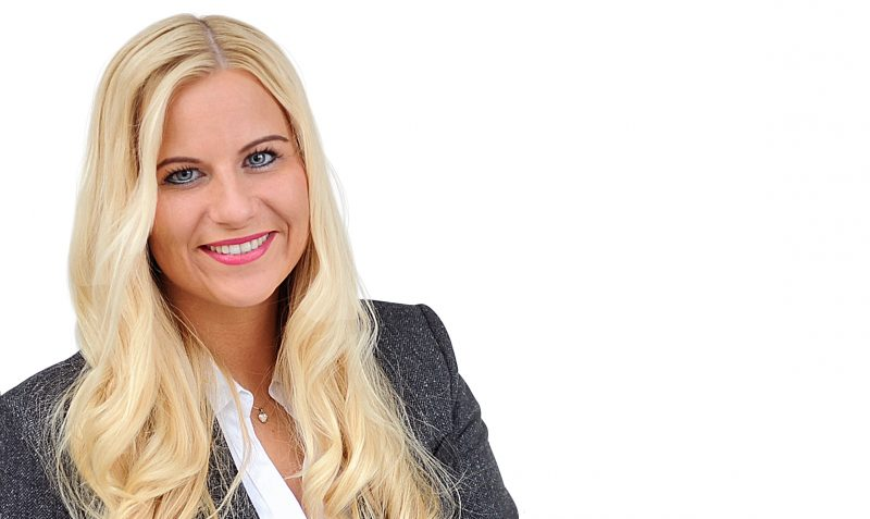 Chantal van Dam, Personalmanagerin