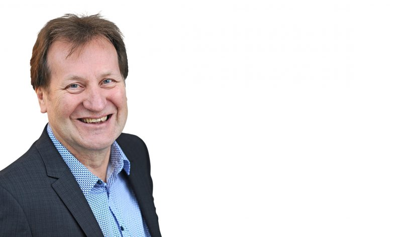 Hans-Joachim Wendland, Geschäftsführender Gesellschafter