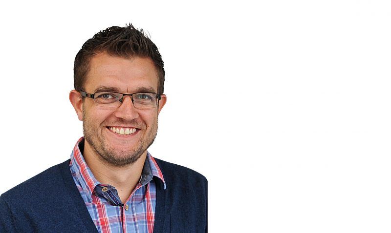 Marcel Kemper, Teamleiter Buchhaltung