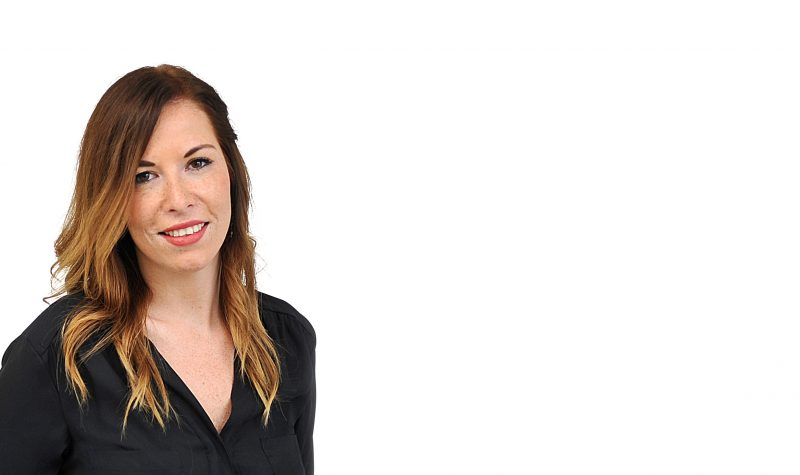 Mareen Hilbring, Personalmanagerin Key-Account