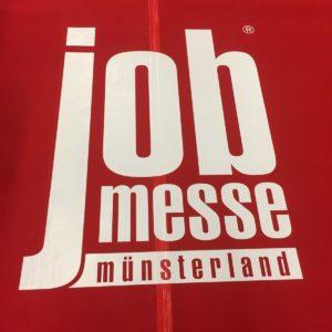 Jobmesse Münsterland, ein voller Erfolg für das Team von Job find 4 you