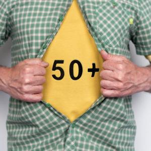 Arbeitssuchend mit 50 – zu alt?