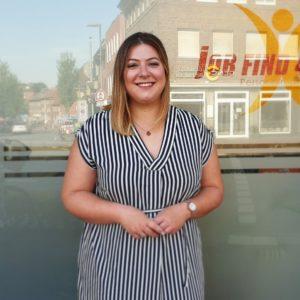 Job find 4 you konnte Jennifer Stegemann gewinnen