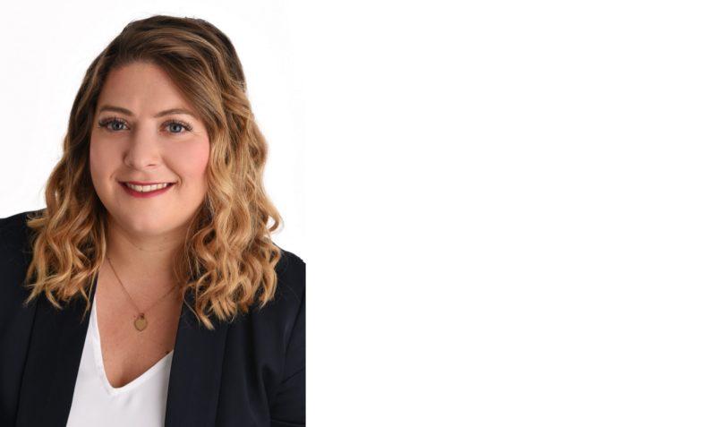 Jennifer Stegemann, Personalmanagerin