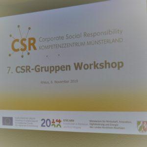 CSR Unternehmensvertreter zu Gast in der Niederlassung Ahaus