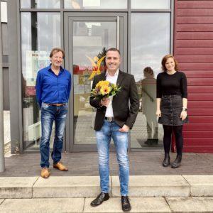 Jubiläum in stürmischen Zeiten  –   Sascha Prümers – 10 Jahre Job find 4 you